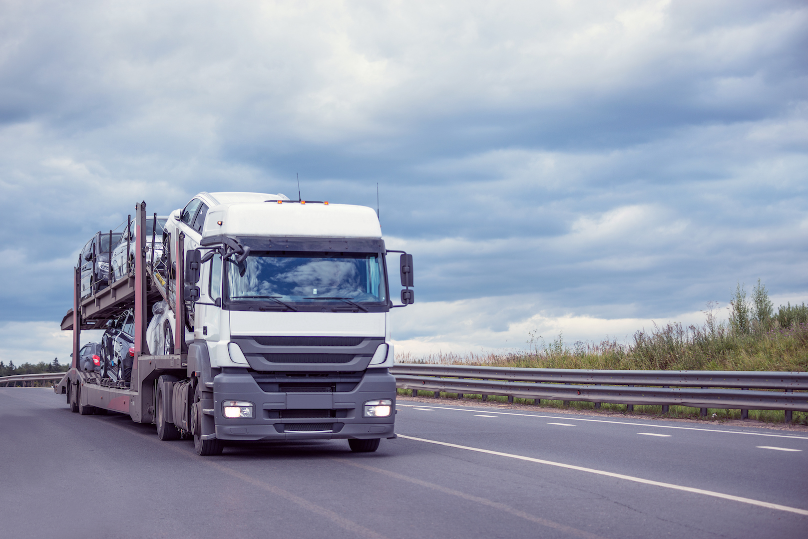 Iran Road Freight