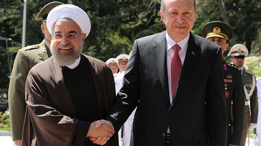 Iran Turkey Trade